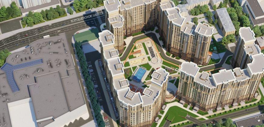 Так выглядит Жилой комплекс Династия - #1383256485