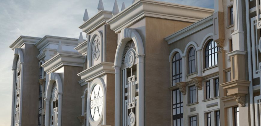Так выглядит Жилой комплекс Династия - #227064584