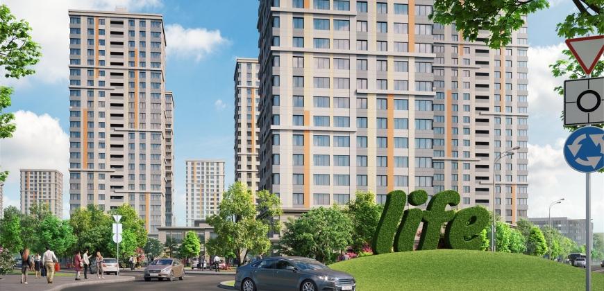 Так выглядит Жилой комплекс Life-Варшавская - #1797904010