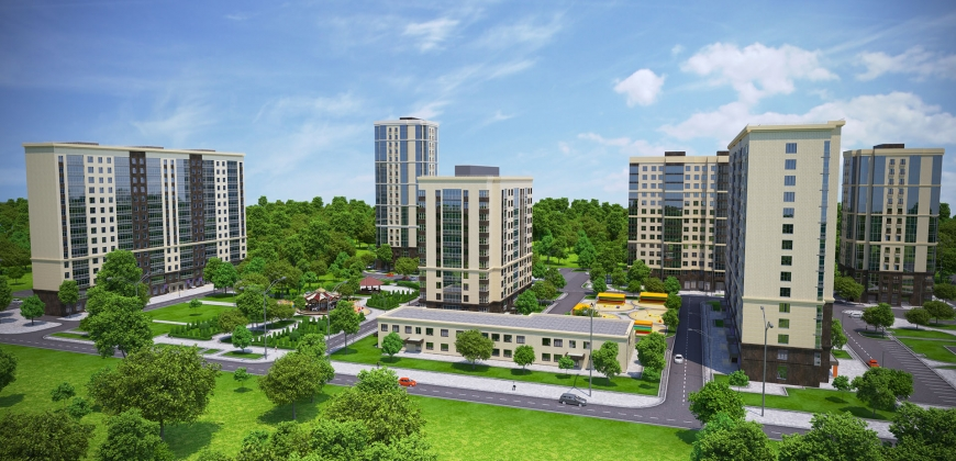 Так выглядит Жилой комплекс Зеленоград Сити - #836016070