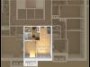 """Схема квартиры в проекте """"31 квартал""""- #2062827400"""