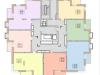 "Схема квартиры в проекте ""Зеленоград Сити""- #145843739"